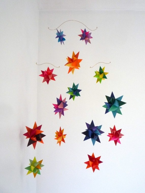 Hanging Happiness Mobiles By Starcraft Lulus Com