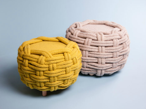 Interior Motives: Knit Home Furnishings By Claire Anne Ou0027Brien At LuLus.com