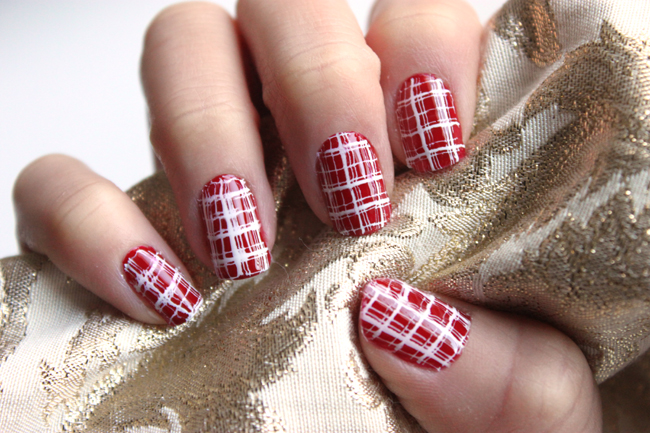 plaid nail design Archives - Lulus.com Fashion Blog