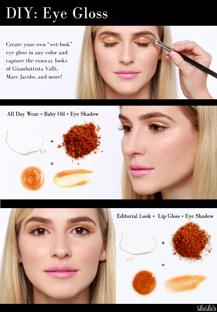 diy eye gloss