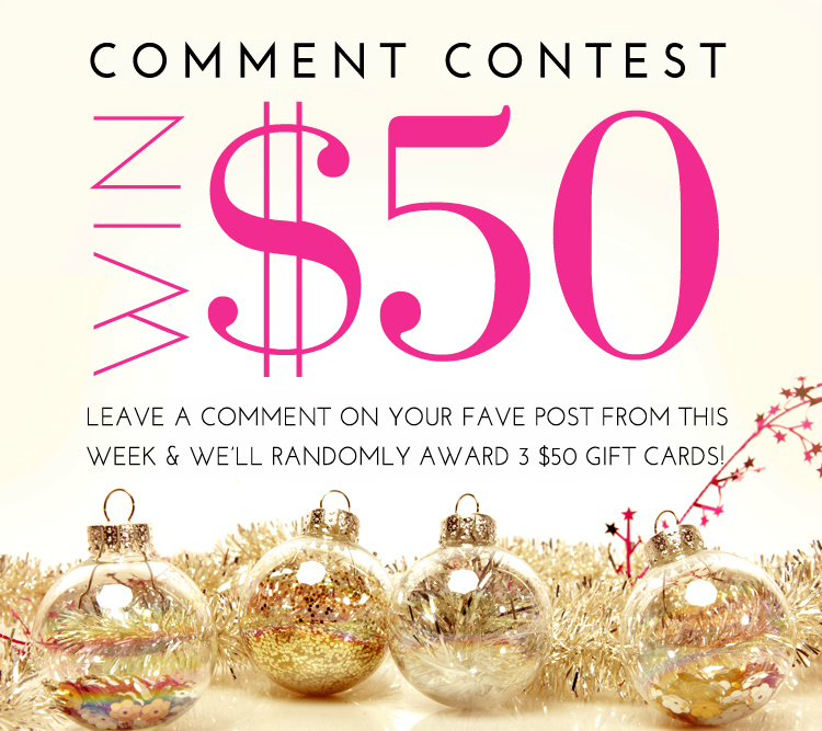 LuLus Holly Days Blog Week Comment Contest12