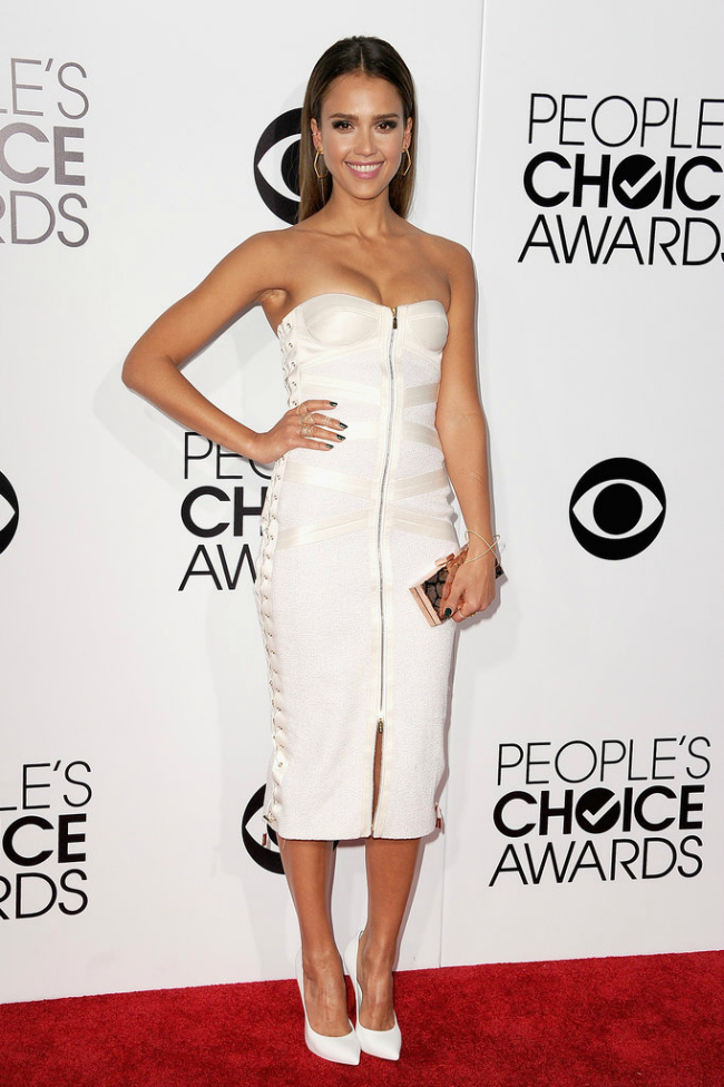 Jessica-Alba-People-Choice-Awards-2014