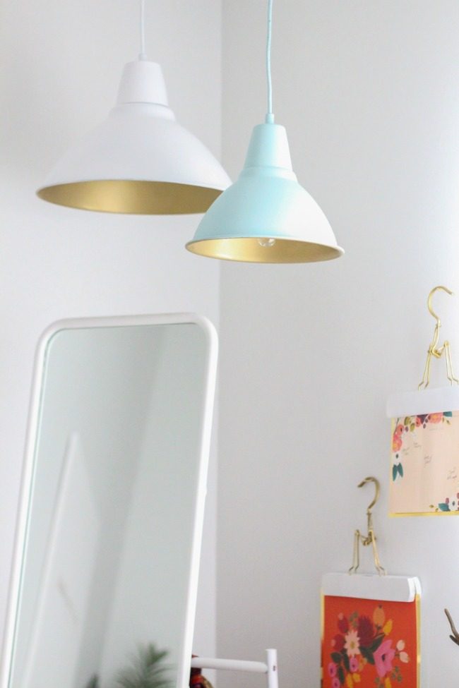 Lulus Fresh Spaces: DIY Pendant Lamps at LuLus.com!