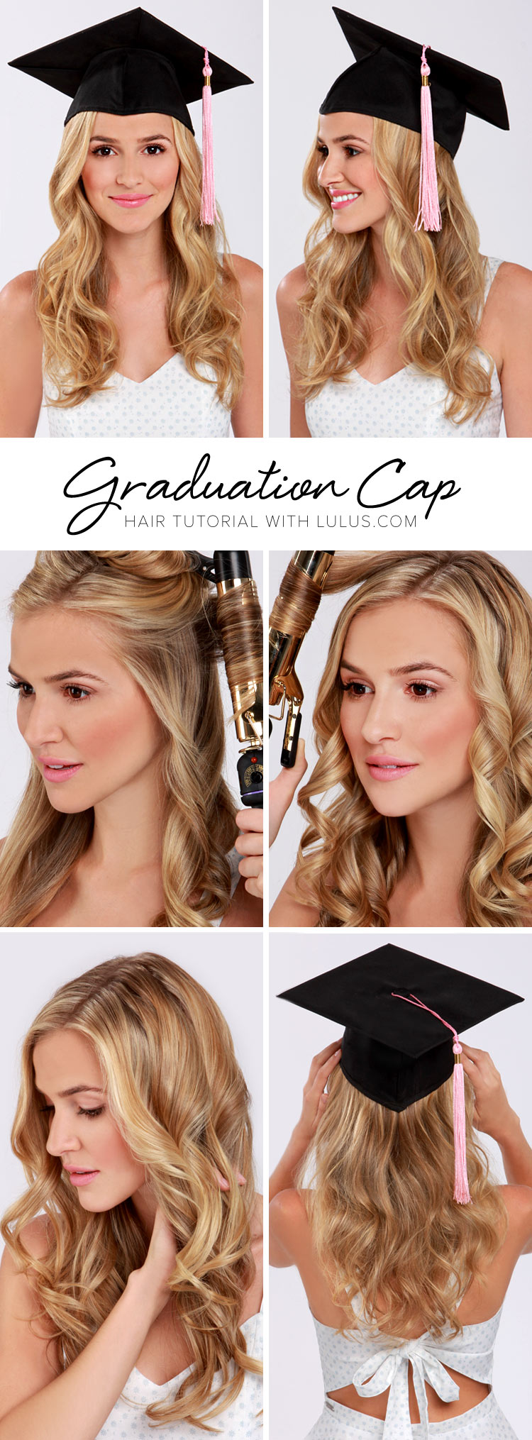 GradCapHair