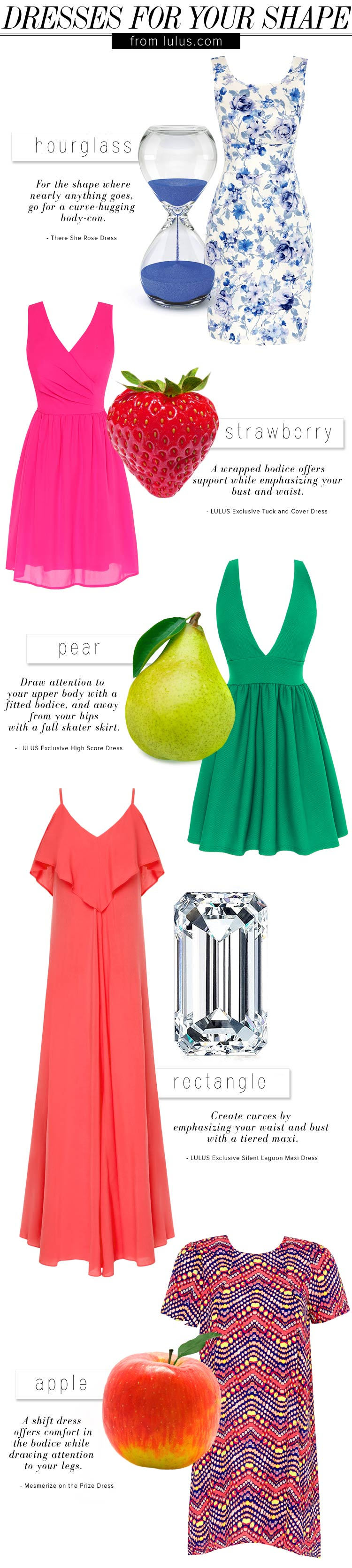 Dress For Your Shape