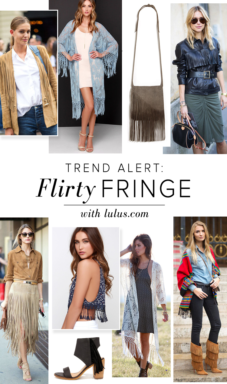 What is fringe and fashion trends 18