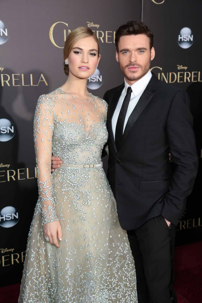 Cinderella Red Carpet