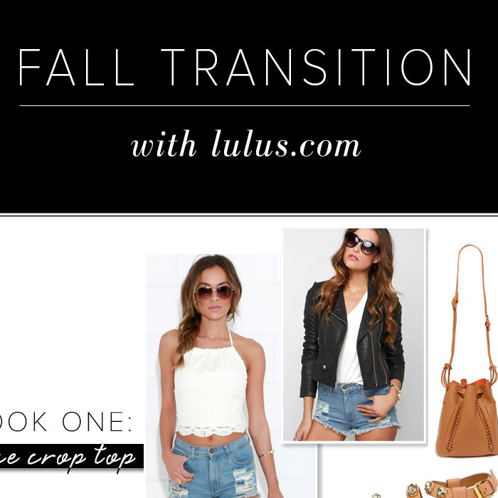 Fall Transition Style Guide 2015 Fashion Blog