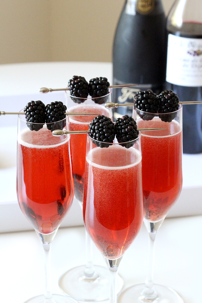 Kir Royale Cocktail Recipe