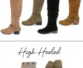 Suede Boots for Fall!