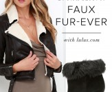 Trend Alert: Faux Fur-Ever!