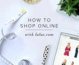 How to Shop Online Like a Pro!