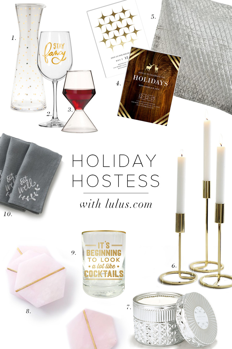 Holiday Hostess
