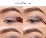 LuLu*s How-To: Double Wing Cat Eye Tutorial