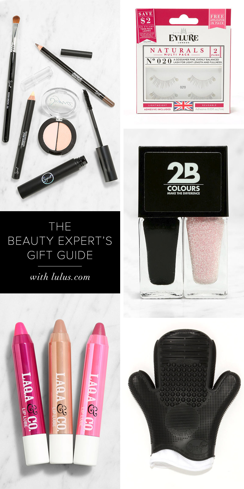 beauty expert's gift guide