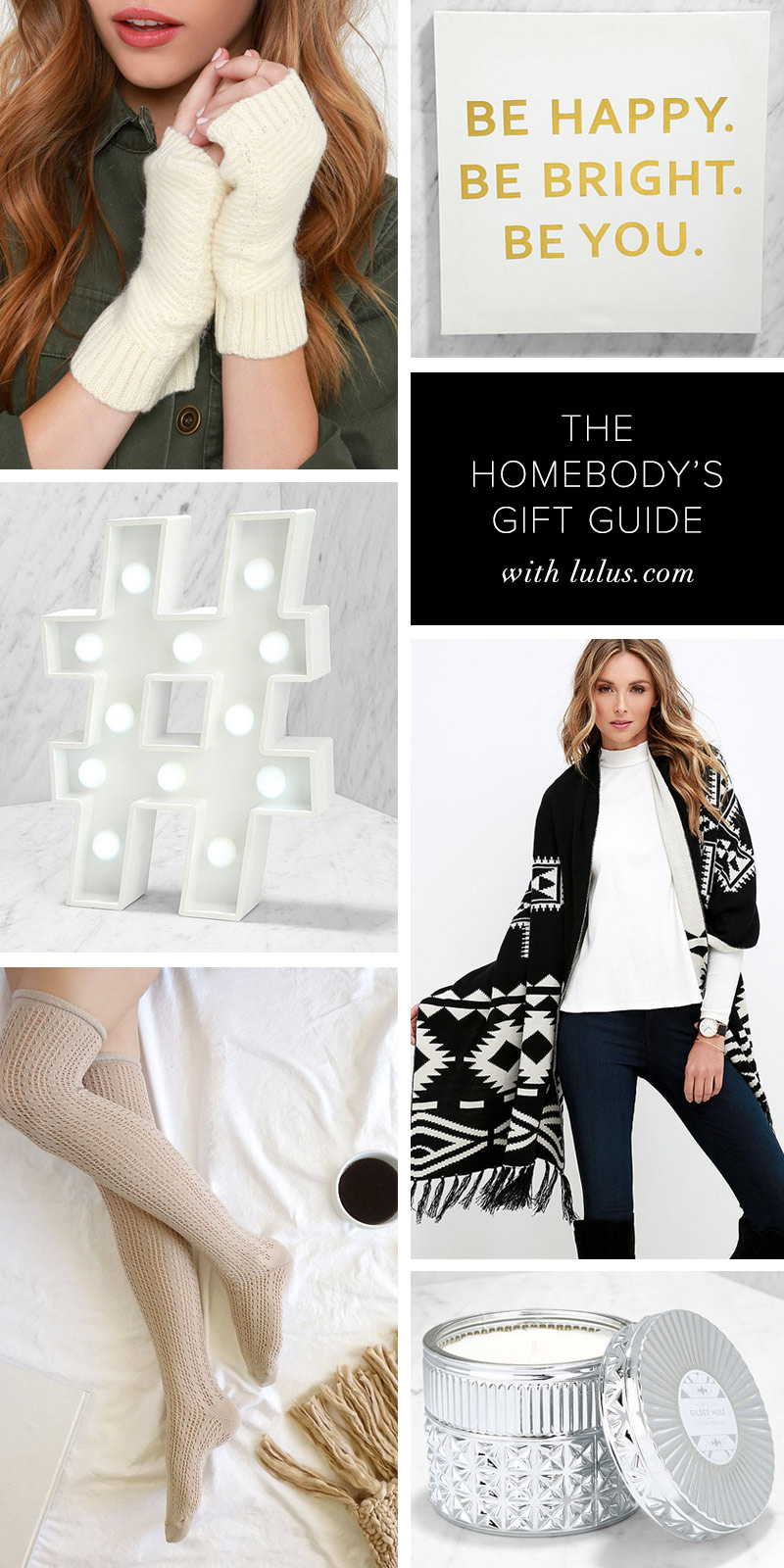 the homebody's gift guide