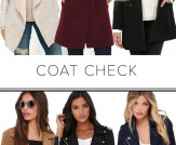 Outerwear Roundup with LuLu*s!