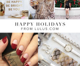 Happy Holidays from LuLu*s!