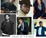 Crush of the Week: The Men of Star Wars!