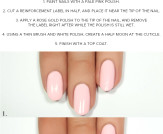 Mani Monday: Rose Gold and Pink Valentine's …