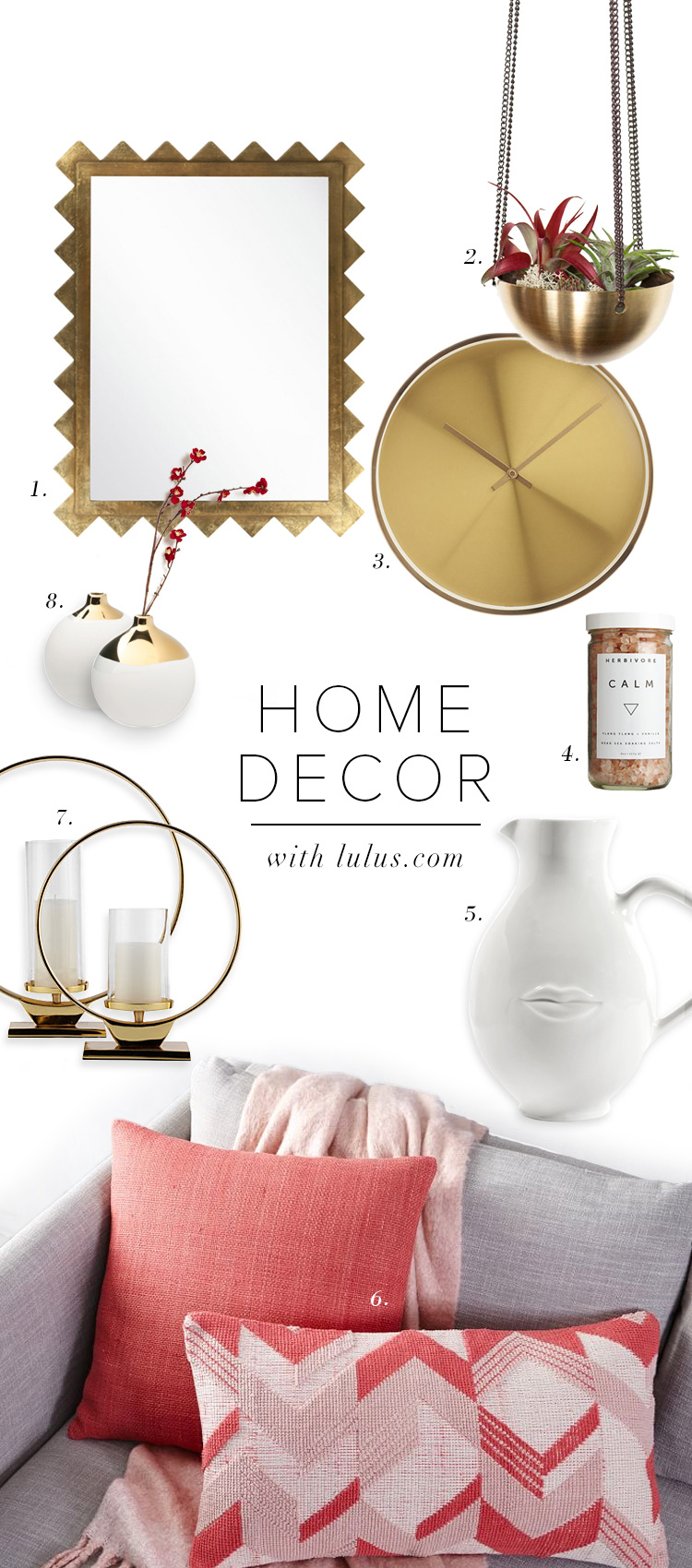 Valentine 39 s day home decor round up fashion blog for Valentine day at home