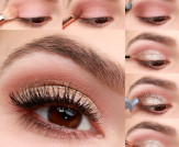 LuLu*s How-To: Gold and Blush Valentine's Da…