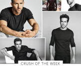 Crush of the Week: Ryan Reynolds!