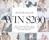 #Lovelulus Contest