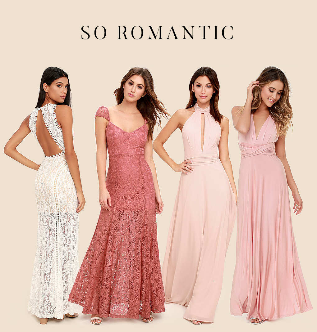 Prom 2017: Prom Dress Roundup - Lulus.com Fashion Blog