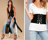 How To Slay The Corset Belt!