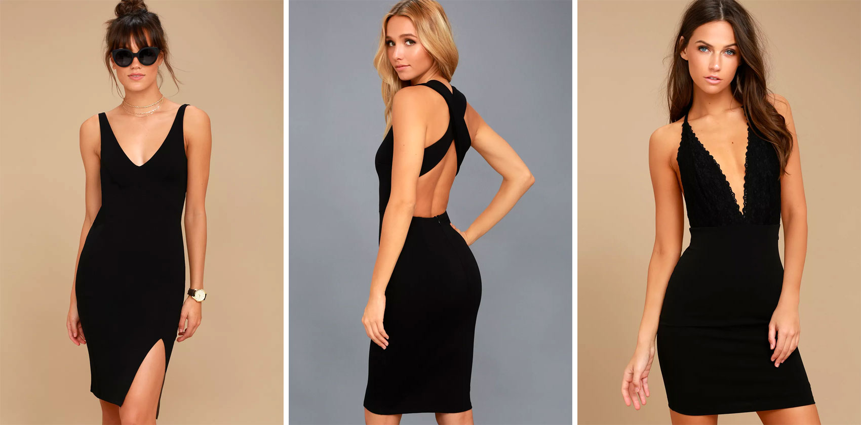 Bodycon Homecoming LBD