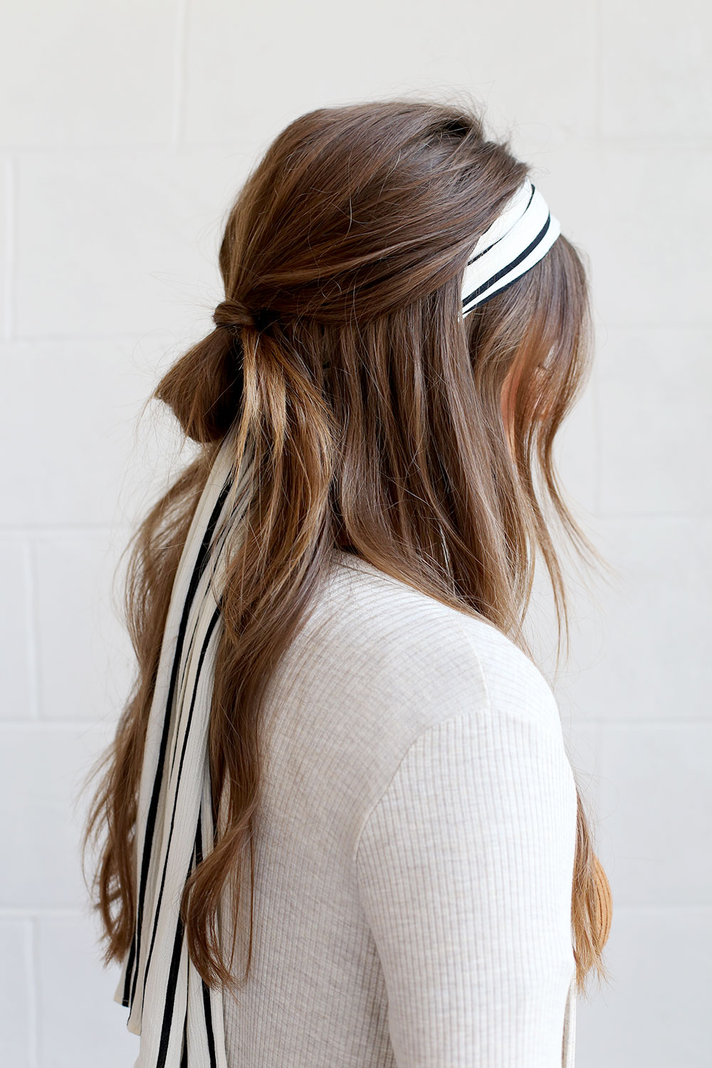 How To Wear It The Hair Scarf Trend Lulus Com Fashion Blog