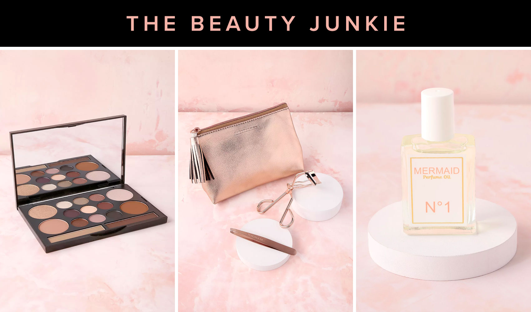 The Beauty Junkie