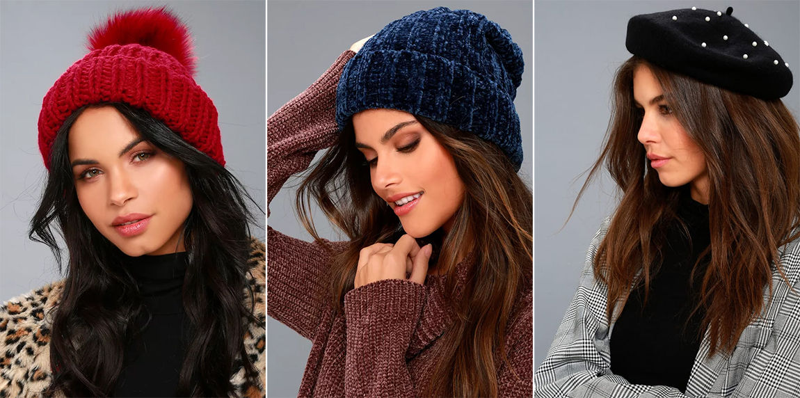 winter accessories - hats