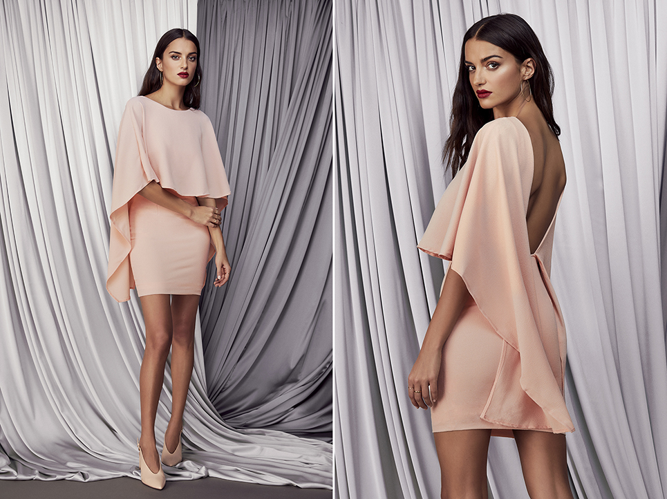 valentine's day looks - backless dress