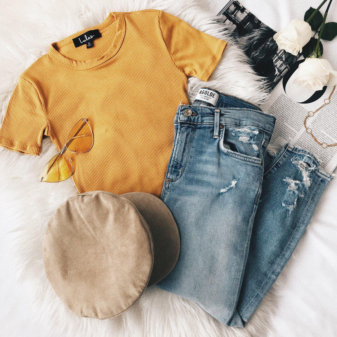 style resolutions - yellow