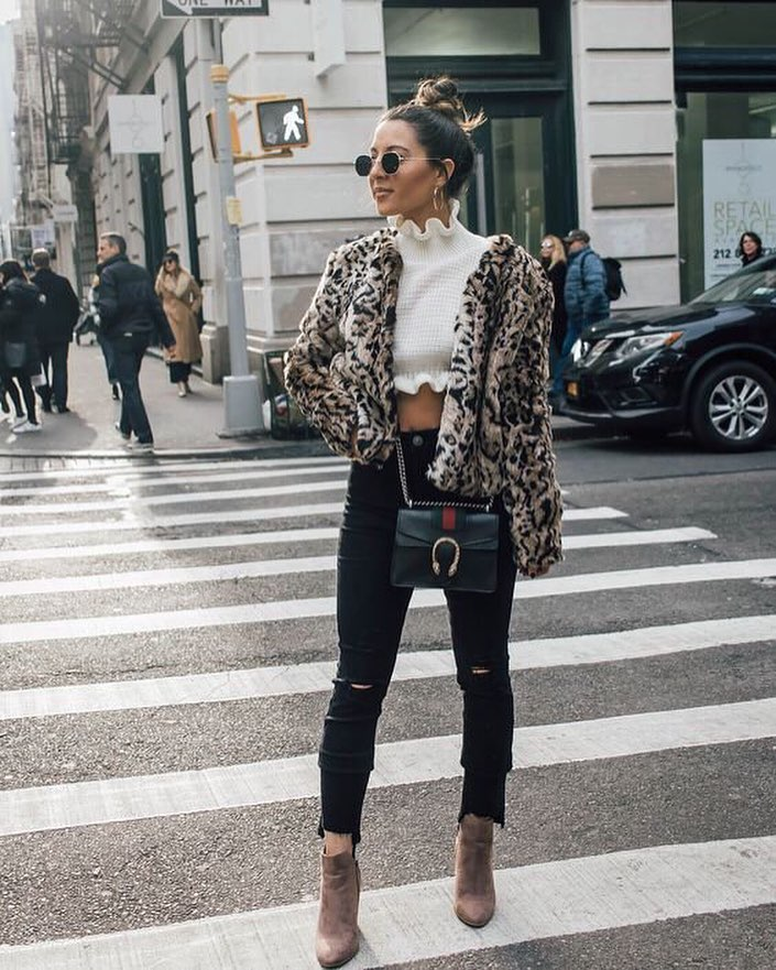 style resolutions - leopard