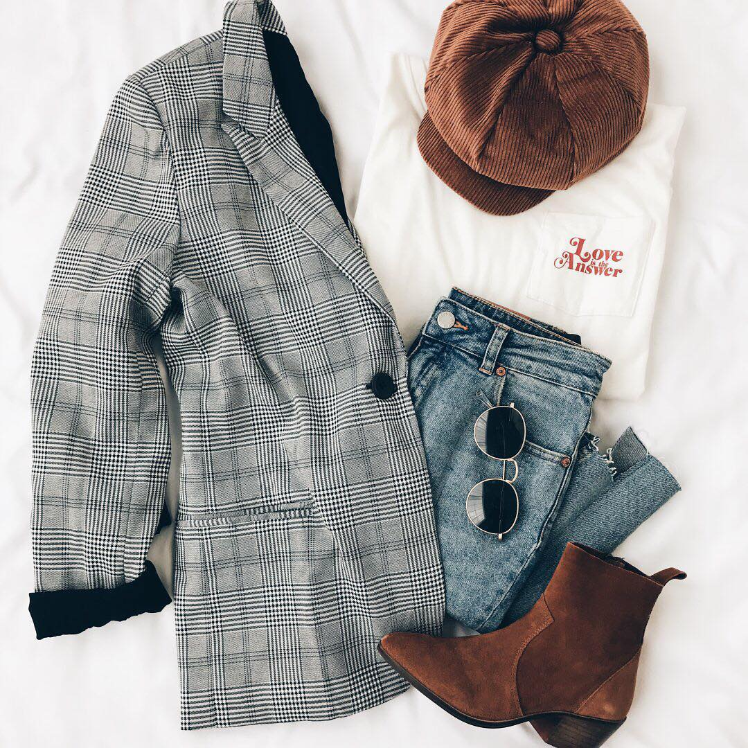 style resolutions - plaid
