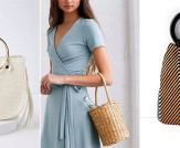 Basket Bags for Spring