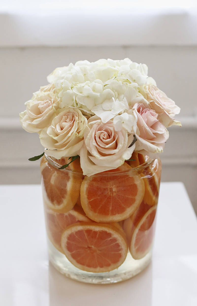floral arrangement - fruit