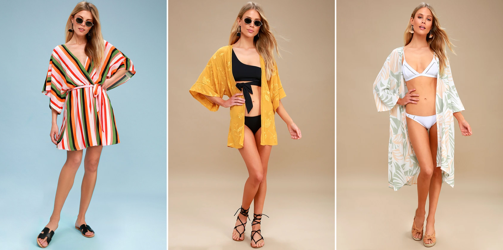 summer accessories - cover ups
