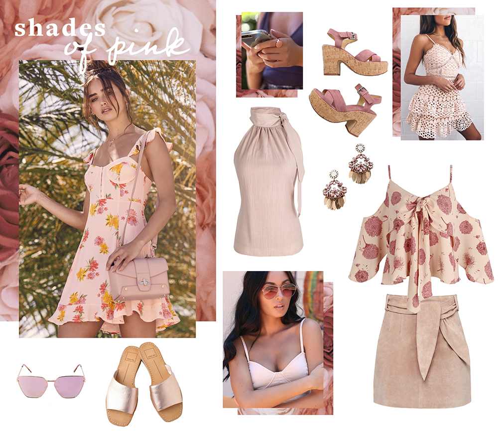 mvp trend of the week - shades of pink