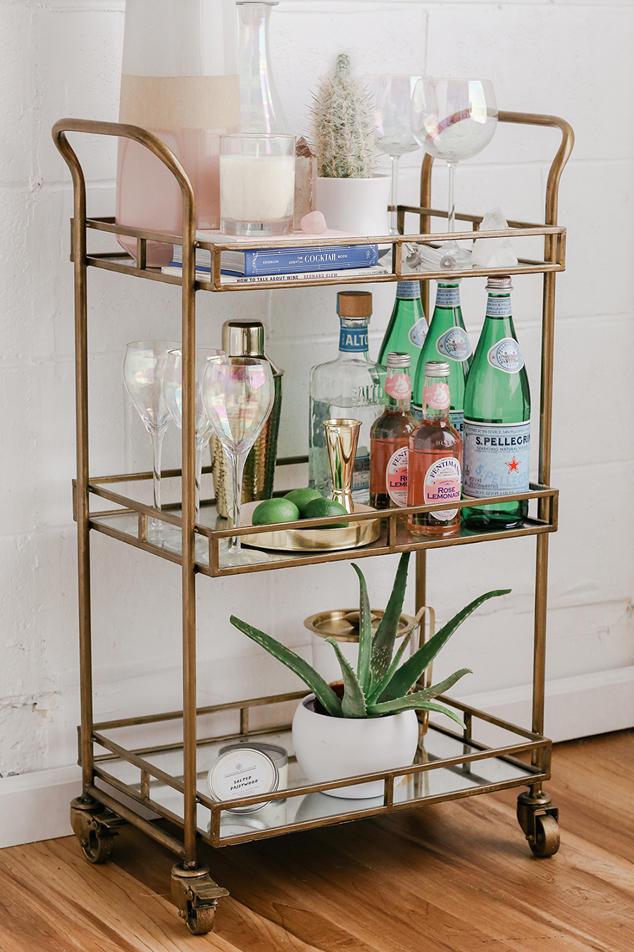 How Style Bar Cart Lulus Fashion Blog
