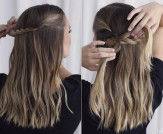 Lulus How-To: Homecoming Hair 2018
