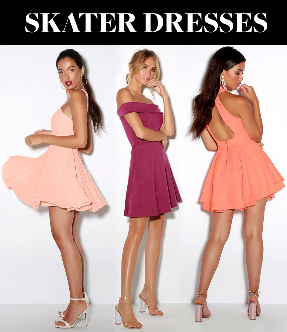 homecoming dress trends - cute homecoming dresses