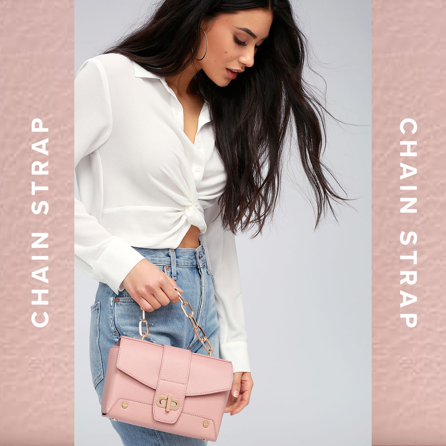 chain strap bags for fall trends