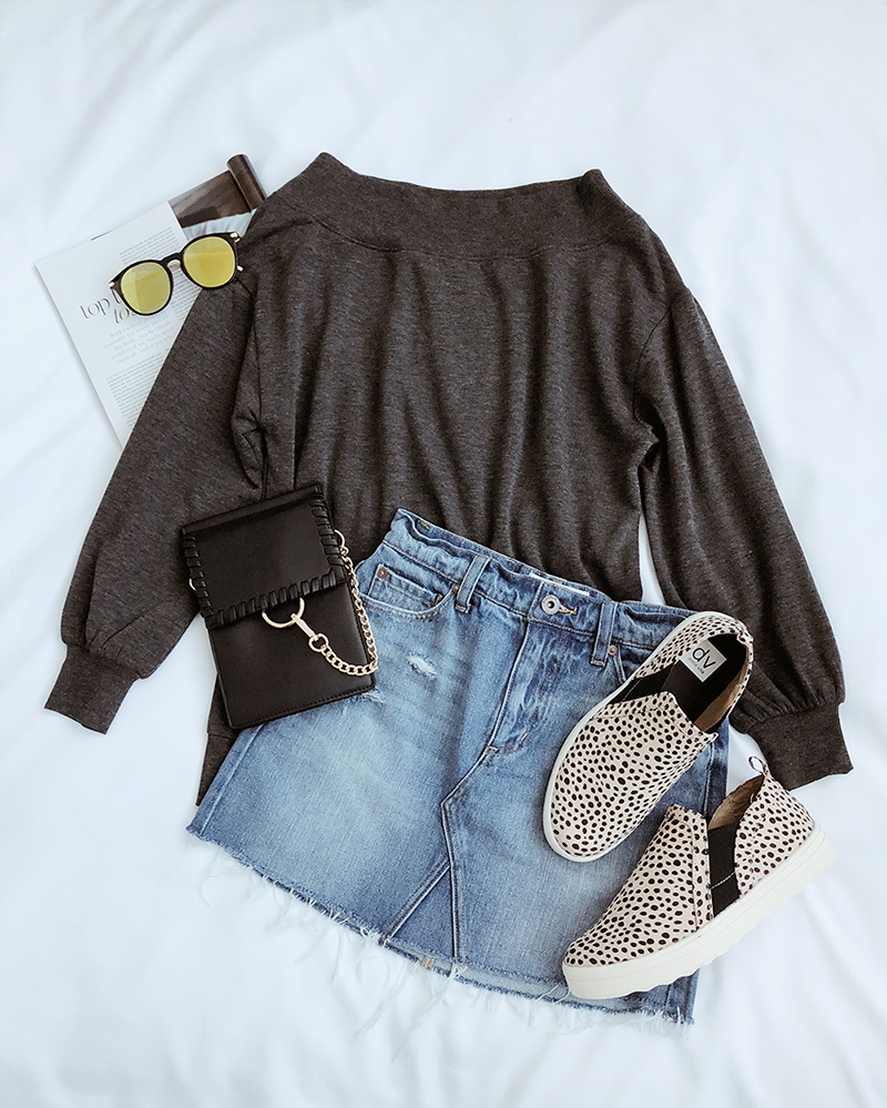 sporty tailgating outfit