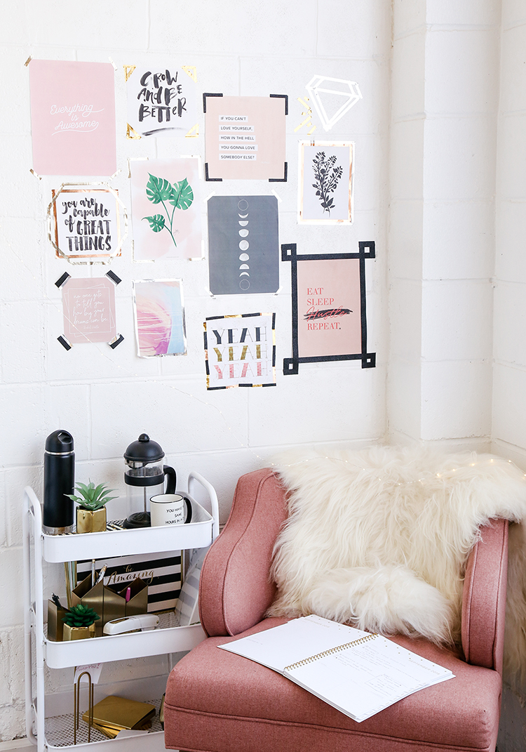 Dorm Decor Ideas 5 Ways To Decorate Your Dorm Room - Home-decorate-ideas