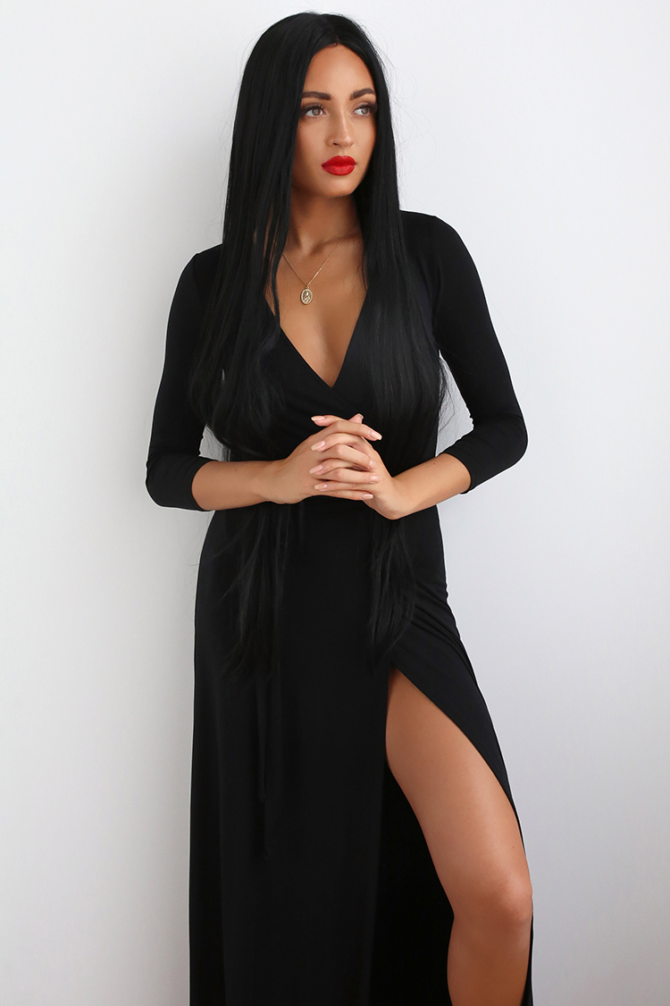 three halloween costumes you can make with a black dress