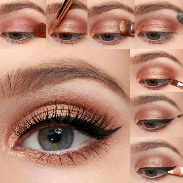 Lulus How To Party Perfect Eye Makeup Tutorial Lulus Fashion Blog